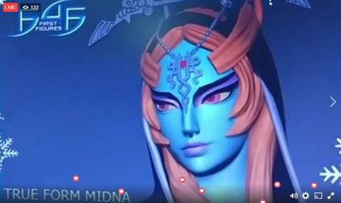 F4F annonce Midona (forme humaine) et le masque de Majora ! 15741010