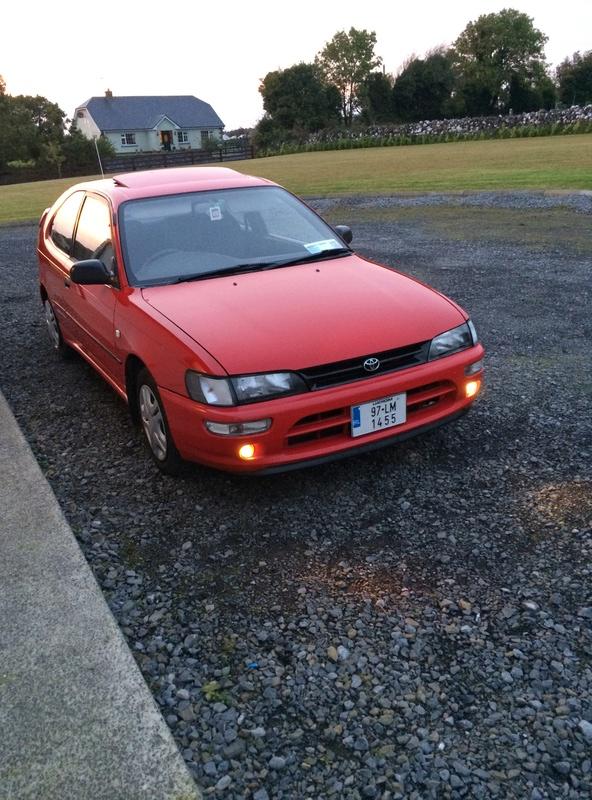 My E10 Corolla hatch Image13