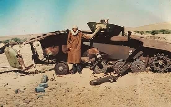 Le conflit armé du sahara marocain - Page 10 Mhioue11