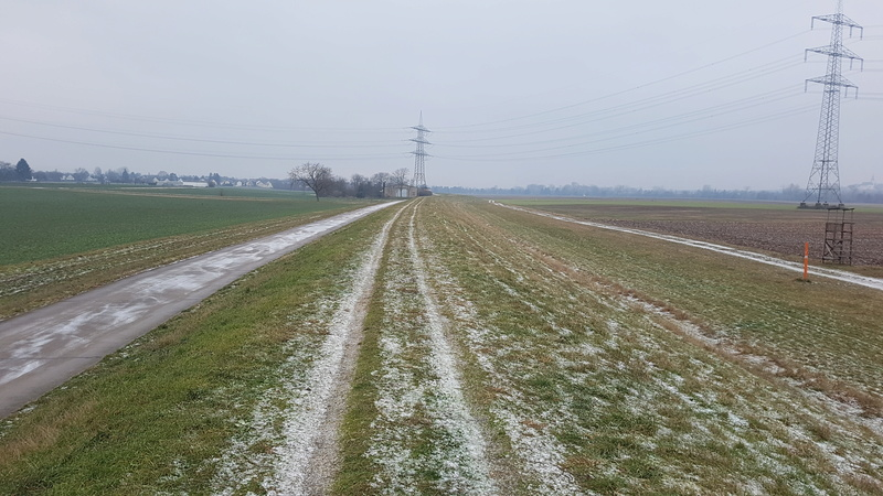 65428 Rüsselsheim -> Opelwerk - Schleuse/Gustavsburg 20170115