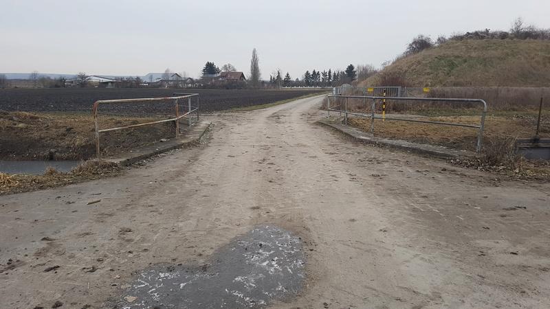 64560 Riedstadt-Leeheim -> Baggersee Kiebert  20170119