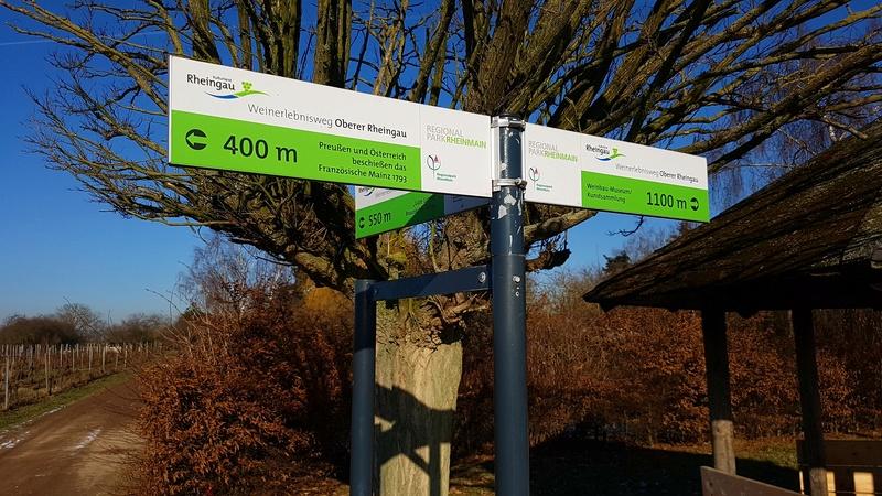 """65239 Hochheim - Mainz-Kostheim - Regionalpark Rhein-Main/""""Aussichtskanzel Vogelnest"""" 20170145"""