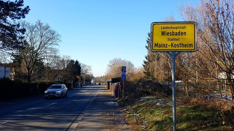 """65239 Hochheim - Mainz-Kostheim - Regionalpark Rhein-Main/""""Aussichtskanzel Vogelnest"""" 20170158"""