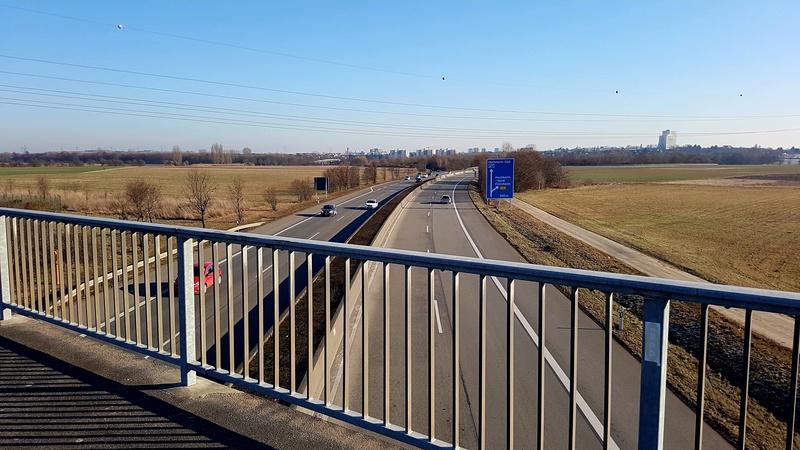 """65239 Hochheim - Mainz-Kostheim - Regionalpark Rhein-Main/""""Aussichtskanzel Vogelnest"""" 20170159"""