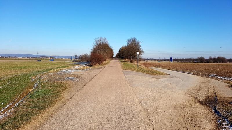 """65239 Hochheim - Mainz-Kostheim - Regionalpark Rhein-Main/""""Aussichtskanzel Vogelnest"""" 20170160"""