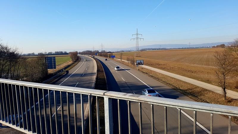 """65239 Hochheim - Mainz-Kostheim - Regionalpark Rhein-Main/""""Aussichtskanzel Vogelnest"""" 20170165"""