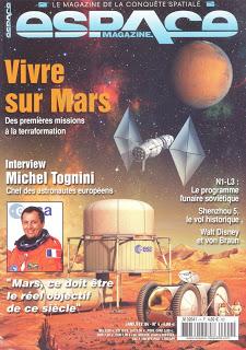 Collection Espace Magazine à céder. Espace10