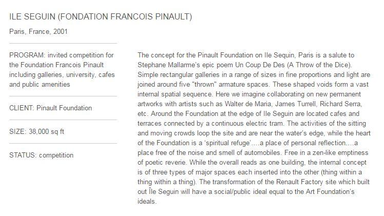 Histoire des projets pour l'île Seguin Clipbo46