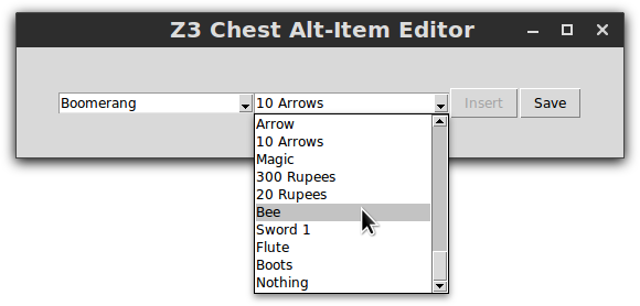 Chest Alt-Item Editor Z3caie10