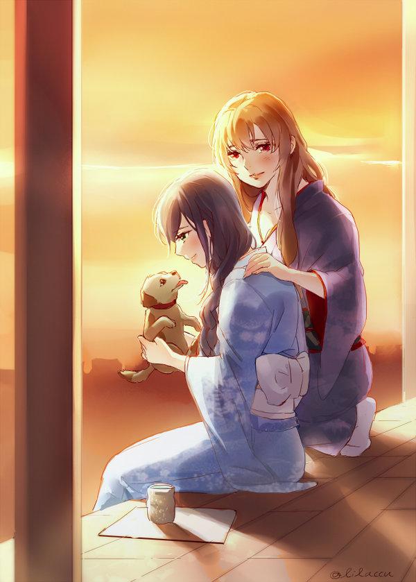 Post Shizuru and Natsuki [ShizNat] fanart, images, EVERYTHING! - Page 32 Precio10