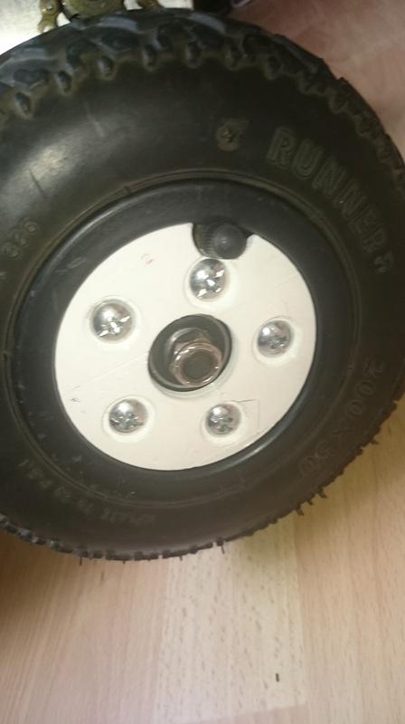 Vends e-mtb 2 roues arrières motrices 37V , 6400W (system elect. APS) VENDU 1_liai19