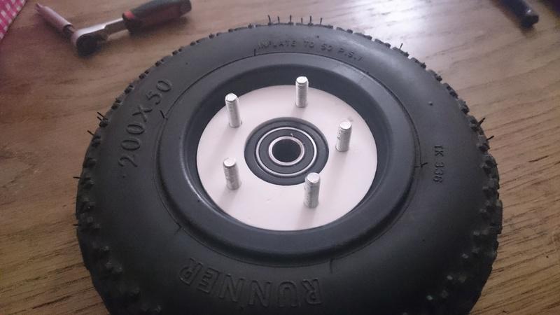 Vends e-mtb 2 roues arrières motrices 37V , 6400W (system elect. APS) VENDU 1_liai22
