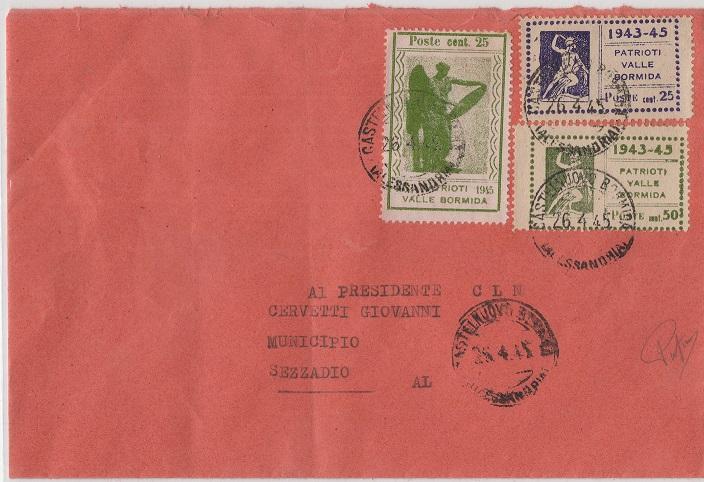 LES SURCHARGES DU COMITÉ DE LIBÉRATION NATIONALE EN ITALIE Img01210