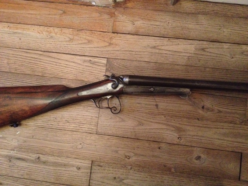 un vieux fusil pour aller a la chasse Img_0010