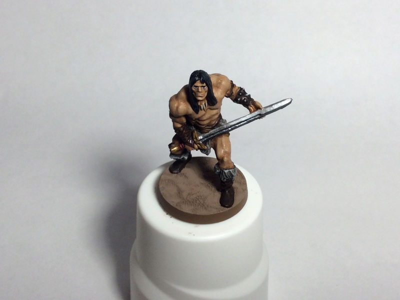 Trying to post some painted Conan minis :) Img_2710