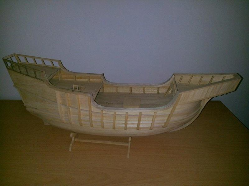 Santa Maria Kit Billing Boats 1/50 P410