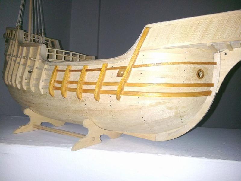 Santa Maria Kit Billing Boats 1/50 P910