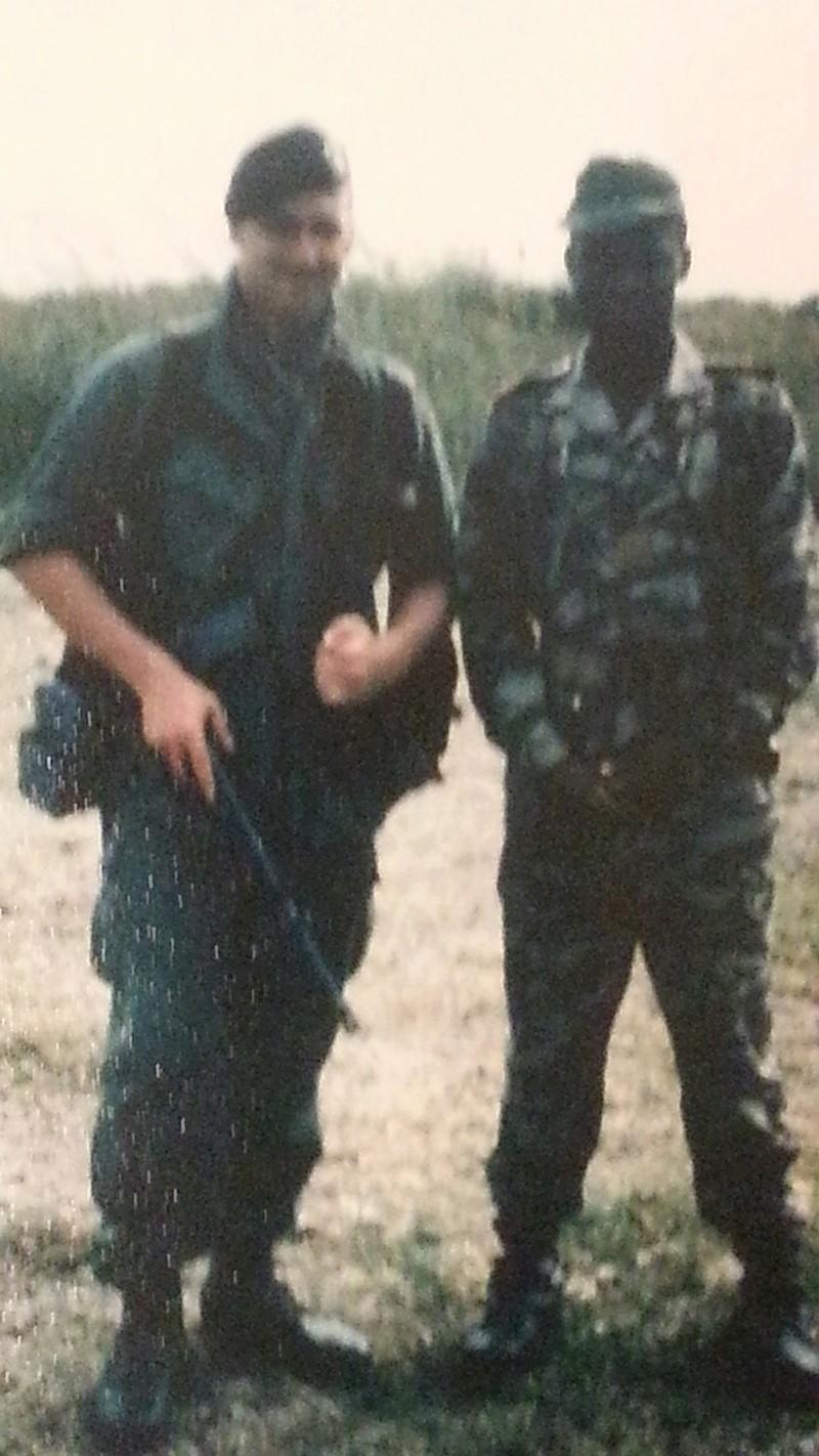 Zaire Army 31st Parachute Brigade Items 20140510