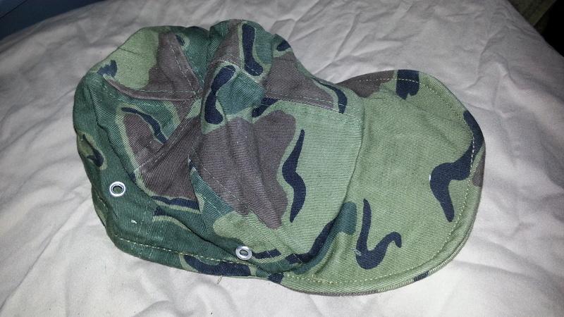 Zaire Army 31st Parachute Brigade Items 20140611