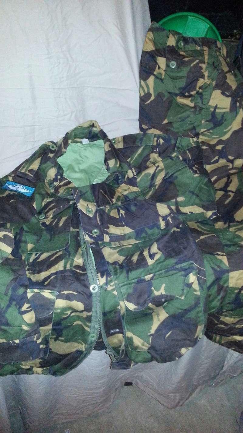 Kenya Army's 20th Parachute Battalion 20140626