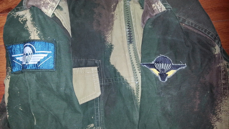 Kenya Army's 20th Parachute Battalion 20150113