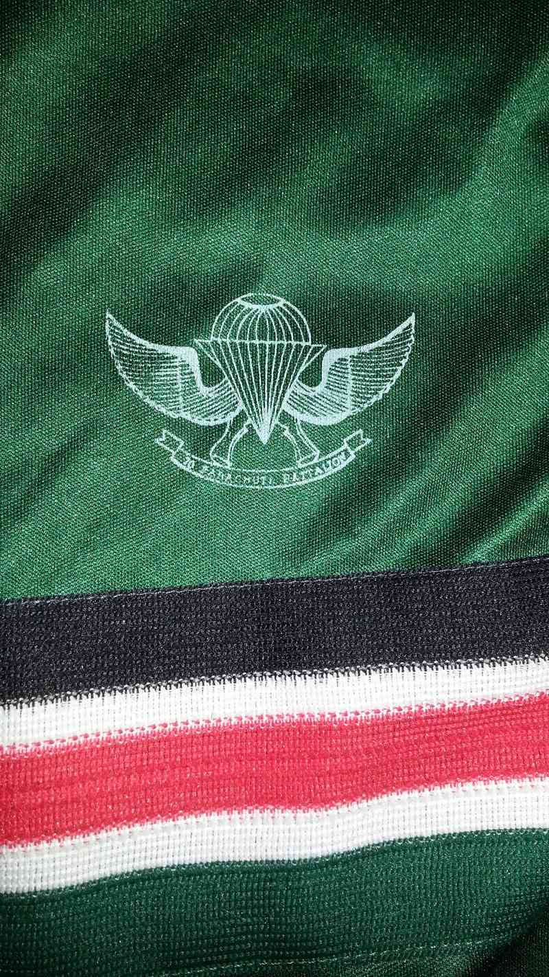 Kenya Army's 20th Parachute Battalion 20150116