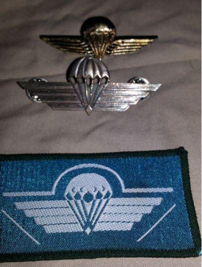 Kenya Army's 20th Parachute Battalion Unifor10