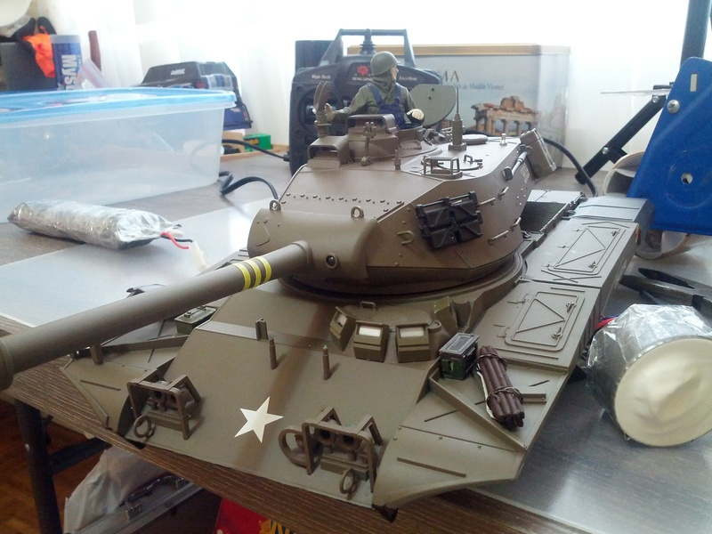 Waterproofing a Heng Long RC tank Img_2019
