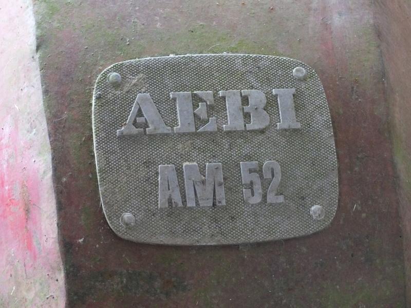 Aebi - recherche toute doc motofaucheuse AEBI AM 52 Dscf7710
