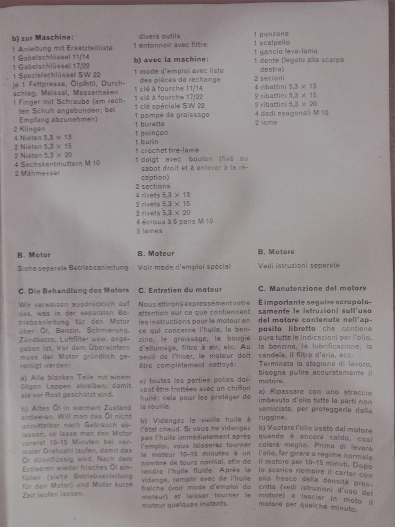 Aebi - recherche toute doc motofaucheuse AEBI AM 52 Dscf7835