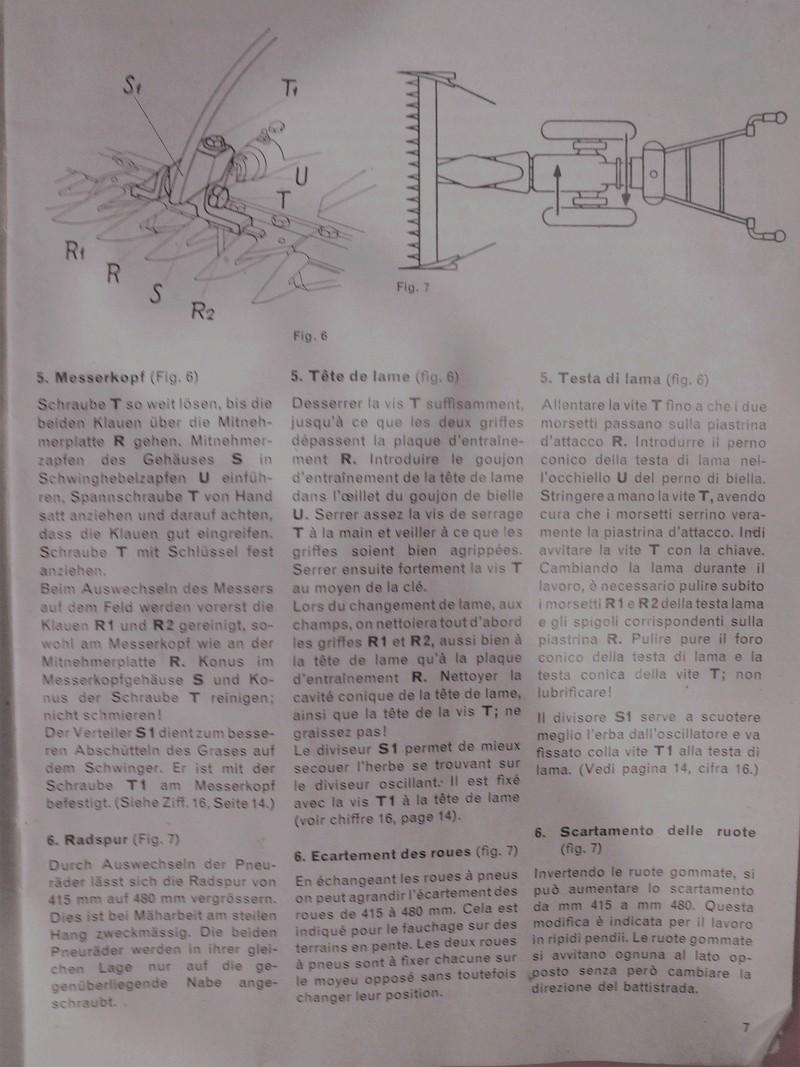 Aebi - recherche toute doc motofaucheuse AEBI AM 52 Dscf7839