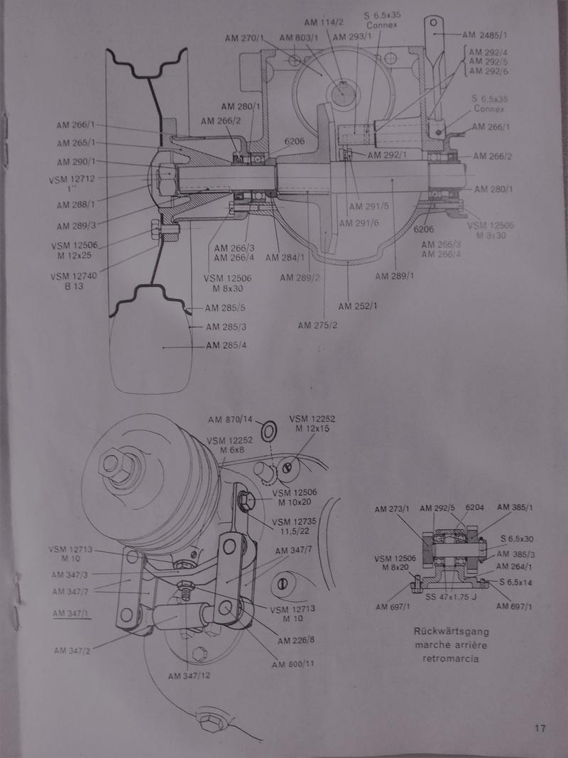 Aebi - recherche toute doc motofaucheuse AEBI AM 52 Dscf7849