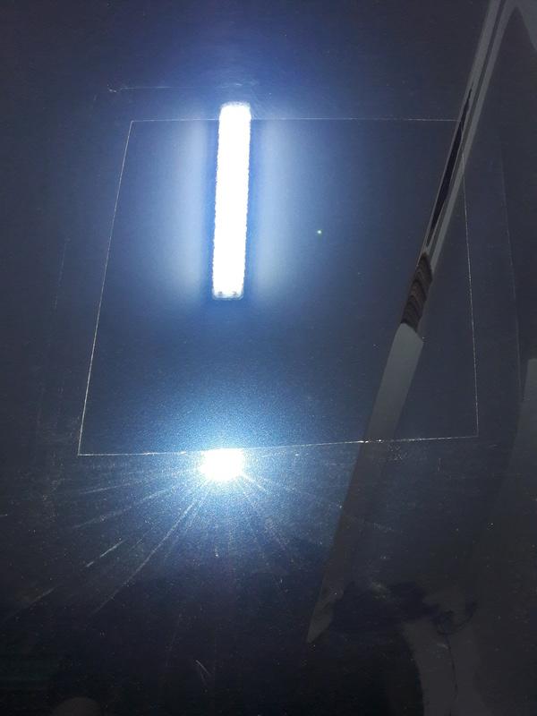 Prima lucidatura, bmw f30 20170128