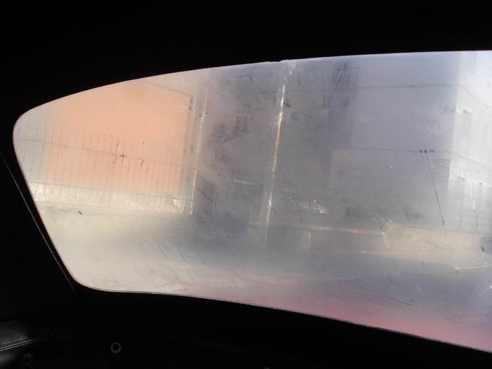 Lunotto plastica Smart Cabrio Lunott10