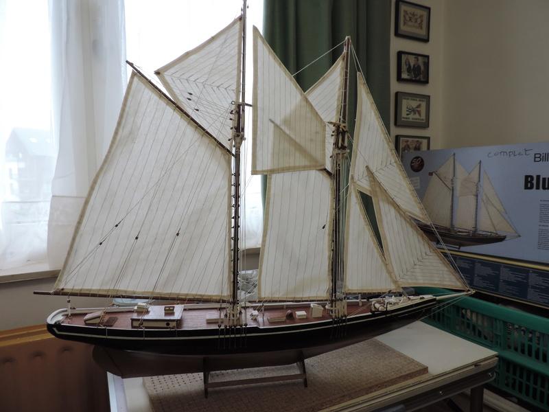 Bluenose de Billing's Boat 1:65 - Page 3 Dscn0162
