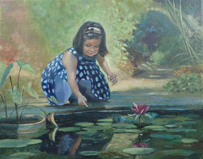 """Little Pond of Marimurtra"" de V. Volegov - Page 2 Marimu11"