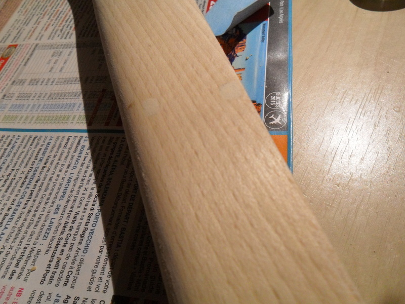 Carabine à plomb Diana 24 rénovation - Page 2 Sam_7144