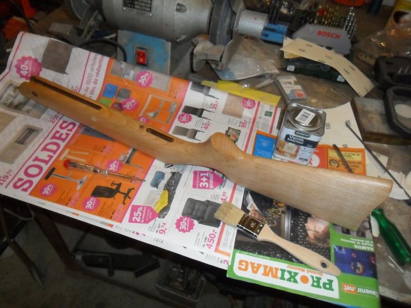 Carabine à plomb Diana 24 rénovation - Page 3 Sam_7155