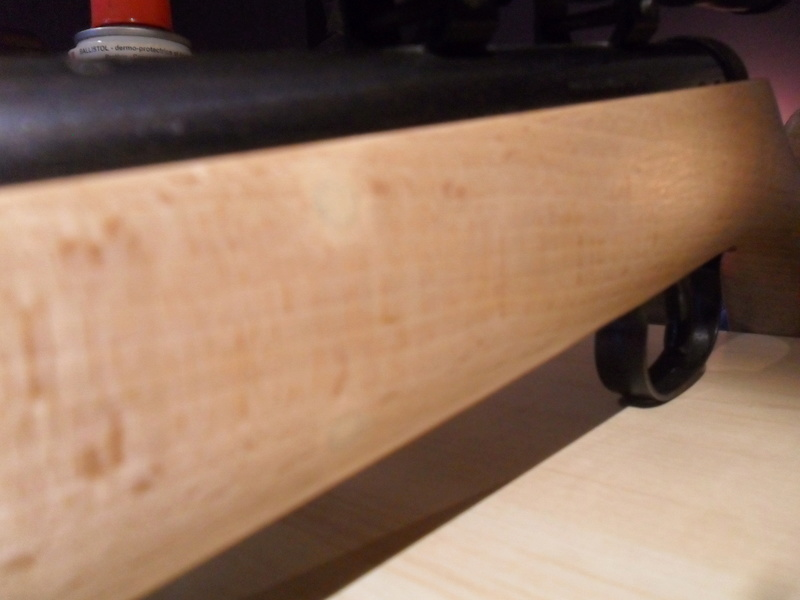 Carabine à plomb Diana 24 rénovation - Page 3 Sam_7159