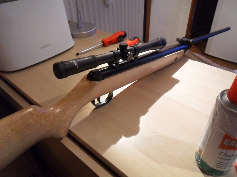 Carabine à plomb Diana 24 rénovation - Page 3 Sam_7161