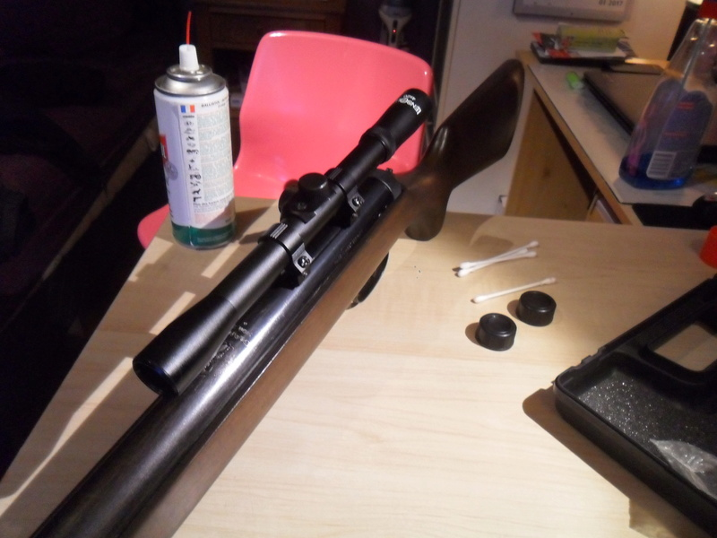 Carabine à plomb Diana 24 rénovation - Page 4 Sam_7235