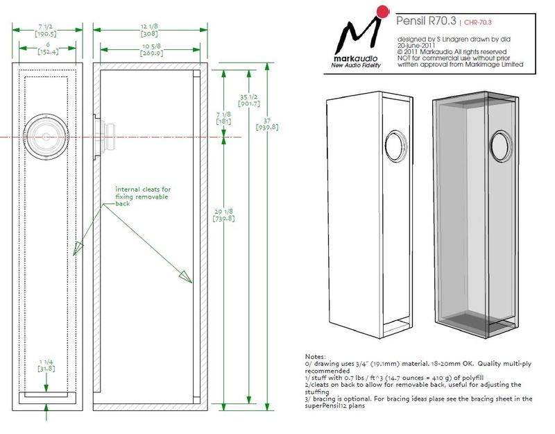 Pensil-R70.3 Mark Audio CHR-70.3 Pensil10