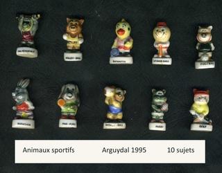 Animaux sportifs 1995 Animau10