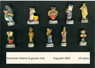 Aventures d'Astérix le Gaulois mat 2002 Aventu10