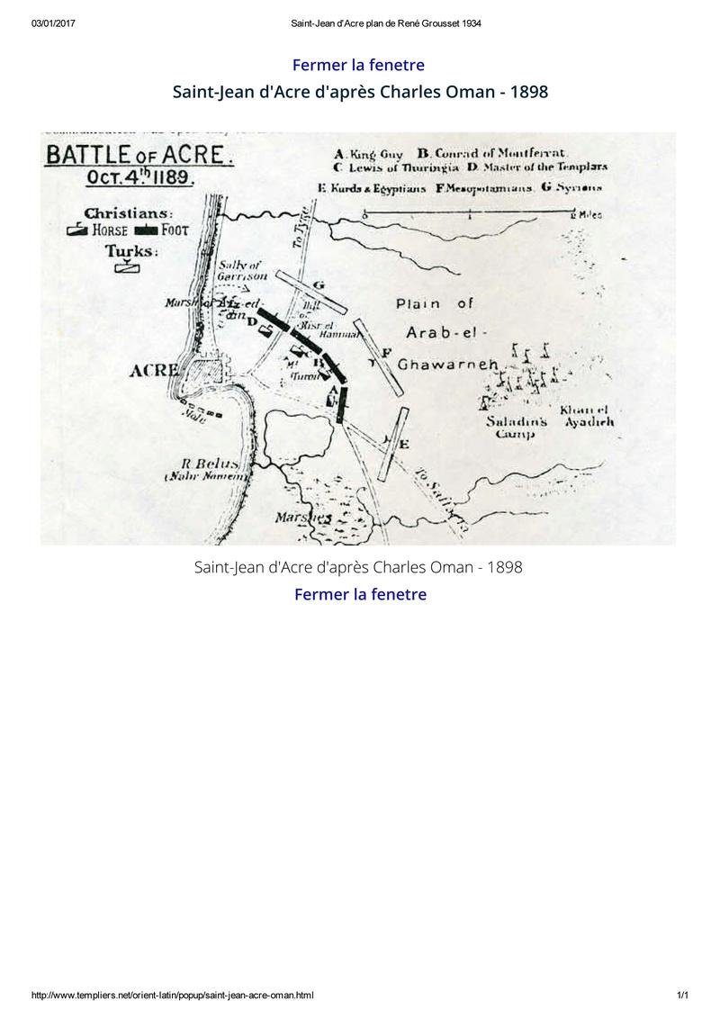 [Projet en cours] Siege d'Acre - 3ième Croisade - 1191 - Page 5 Saint-10