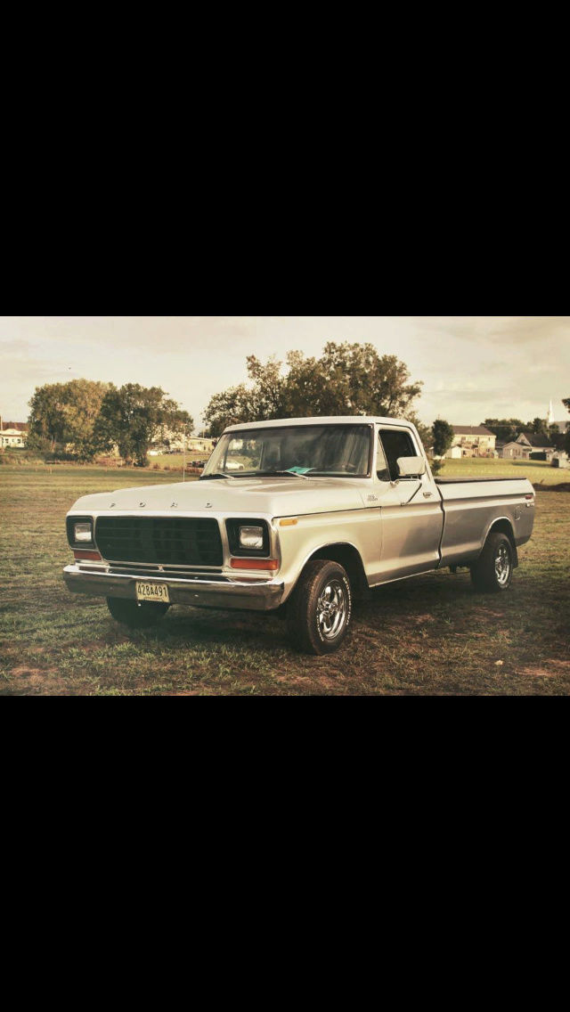 Ford f-100 1978 Img_1310