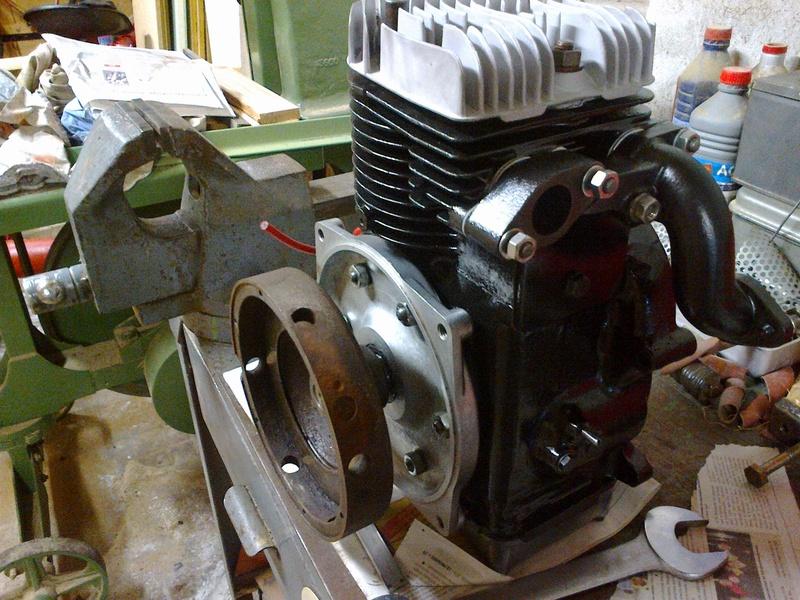Aebi - Embrayage pour moteur Mag sur AEBI AM 80 30122010
