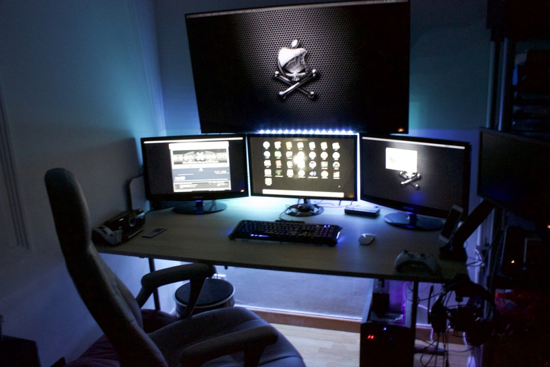 Et voici mon setup Setup_11