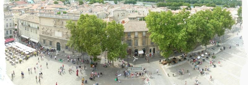 22-23-24-25 LUGLIO 2017  tour del Verdon, Luberon, Mont Ventoux, Ardeche Camargue - Pagina 2 Avigno10