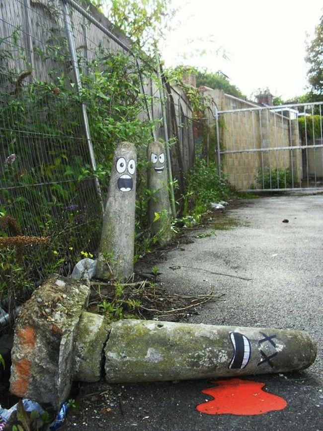 Street art B38910